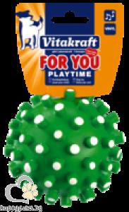 Vitakraft - Играчка топка-мина, 10 см.