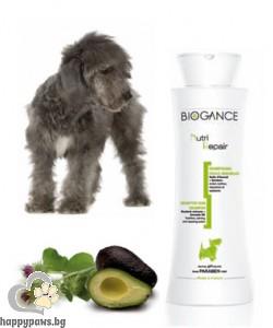 Biogance - Nutri Repair Шампоан за изтощена козина на кучета, 250 мл.