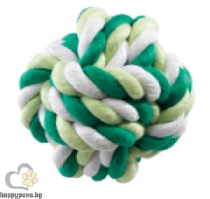 Ferplast - Играчка за куче топка от въже, различни размери