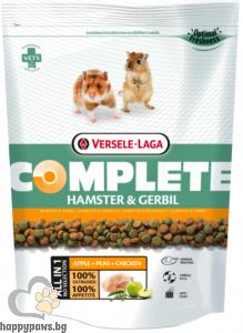Versele Laga - Hamster Complete екструдирана гранулирана храна за хамстери, 500 гр.