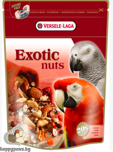 Versele Laga - Exotic Nut mix храна за големи папагали с ядки, 15 кг