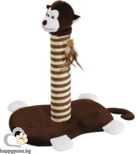 Ferplast - Играчка драскалка за котка, 40 x 30 x 55 см.