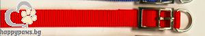 Миазоо - Нашийник от изкуствена лента с метална катарама, различни размери