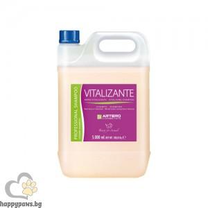 Vitalizante шампоан за породи с твърда козина, 5 л.