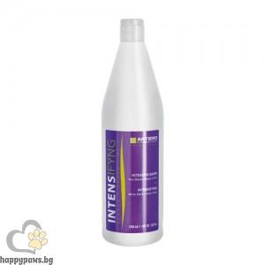 Intensifyng, шампоан за премахване на жълтеникавото оцветяване от бяла козина, 1 л.