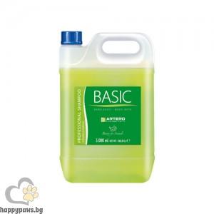 Basic шампоан идеален за всички породи, 5 л.