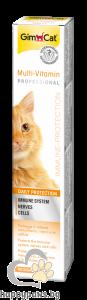 Gim Cat - Multi-Vitamin Professional Immune Protection Мултивитаминна паста имунна защита 50 гр.