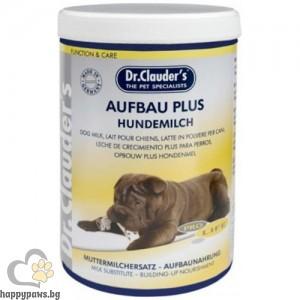 Dr. Clauders Сухо мляко за кученца 450 гр
