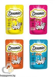 Dreamies Лакомства за котки 60 гр.