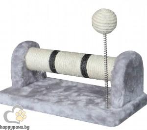 Valenger - котешка драскалка с топче на пружина 20 / 9 см.