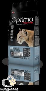 Visan Optima Cat Adult Rabbit & Potato - супер премиум храна с чисто заешко месо и картофи, за котки над 12 месечна възраст 8кг.