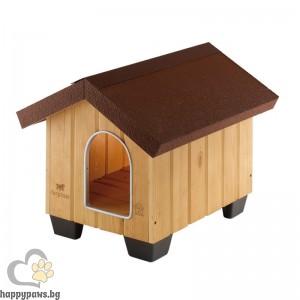 Ferplast Domus Mini - дървена къщичка, различни размери