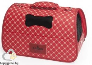 Camon - Луксозна транспортна чанта LUX.JACGUART, 42х25х24 см.