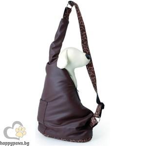 Camon - Кожена чанта, 30x13x46 см.