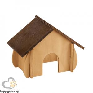 Ferplast - дървена къщичка за гризачи