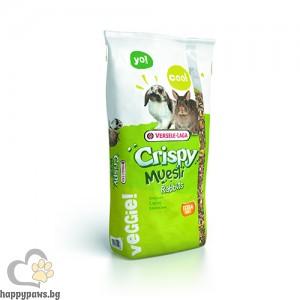 Crispy Muesli - Rabbits / CUNI CRISPY 20 кг.