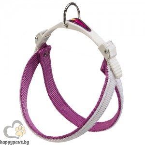 AGILA DUAL 2 HARNESS WH-PURPLE