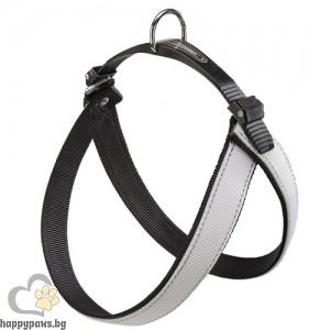 AGILA DUAL 2 HARNESS WH-BLACK