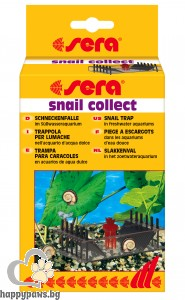 Sera Snail Collect - капан за охлюви