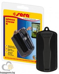 Sera Glass Clear - магнит за почистване на стъкла, 33 / 70 мм., за съкло с дебелина до 6 мм.