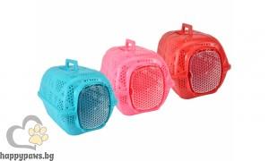 Camon - Клетка за пренасяне на домашни любимци, 48.5х34х32 см.