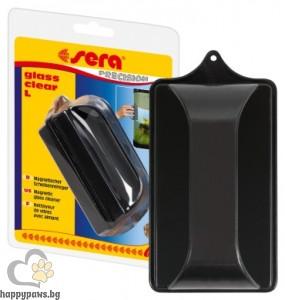 Sera Glass Clear - магнит за почистване на стъкла, 60 / 110 мм., за съкло с дебелина до 12 мм.