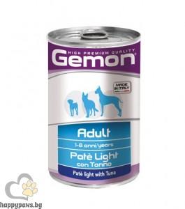 GEMON - Tuna Adult Light - пастет с риба тон 400 гр.
