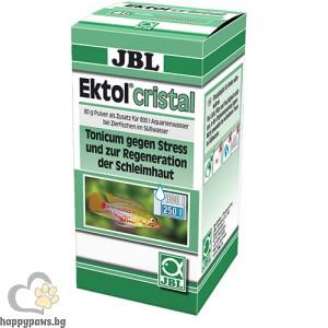 JBL Ektol Cristal - срещу паразитни и гъбични инфекции 80 грама