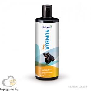 Lintbells Yumega Showdog - комбинация от есенциални масла за здрава кожа и козина 500 мл.