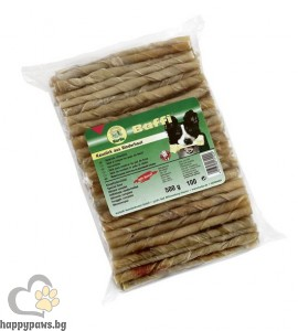 Antos Roll Sticks - натурални солети от телешка кожа 4-6 мм. 100 броя