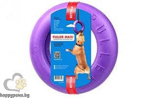 Puller Dog Maxi - уникален спортен уред за кучета от големи и гигантски породи, 1 брой, 30/4 см