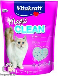 Vitakraft - Magic Clean котешка тоалетна, 3.8 л