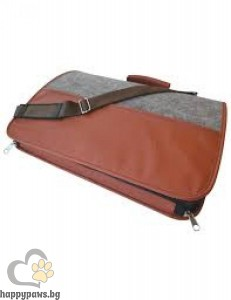 M-Pets CALIDRIS Bag - мека, транспортна чанта от изкуствена кожа