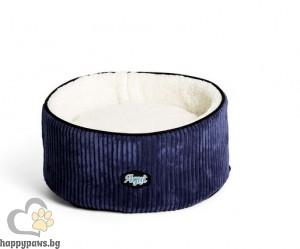 Agui Bamboo Bed - луксозно меко легло 90 / 70 / 20 см. / оранжево, зелено, синьо /