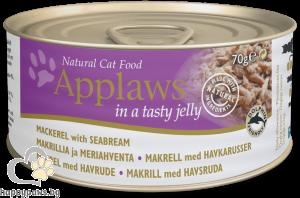 Applaws - Jelly консервирана храна за котета над 12 месеца, различни вкусове в желе, 70 гр.