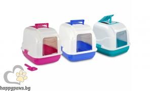 Camon - Котешка тоалетна с капак