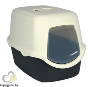 TRIXIE - Тоалетен съд с капак и филтър, Диего