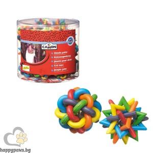Camon - Играчка за котета от разноцветни гумени ленти