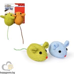 Camon - Играчка за котета - Тъкана мишка