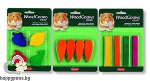 Padovan - Дървена играчка за гризачи