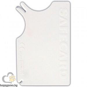 TRIXIE - Екстрактор за кърлежи-сейфтикарт, пластмасов