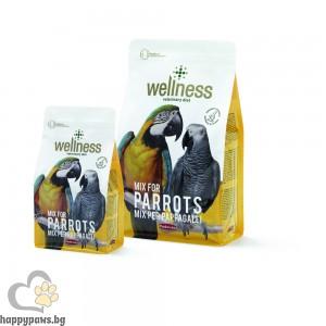 Padovan - Wellness Премиум храна за големи папагали, 2.5 кг.