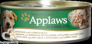 Applaws - Jelly консервирана храна за кучета над 12 месеца, 156 гр. различни вкусове в желе