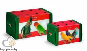 Padovan - Транспортна кутия за средни папагали