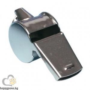 TRIXIE - Свирка еднотонова, метална