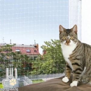 TRIXIE - Предпазна мрежа, транспарент за малки животинки