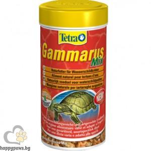 Tetra - Tetra Gammarus Mix Храна за водни костенурки с гамарус микс, 250 мл