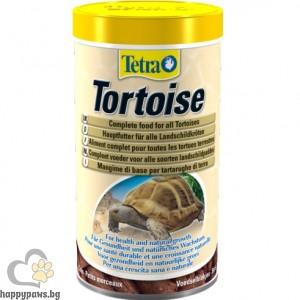 Tetra - Tetra Tortoise Храна за сухоземни костенурки, 500 мл.