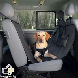 TRIXIE - Автопостелка за седалка