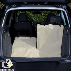 TRIXIE - Автопостелка за багажник, сплит